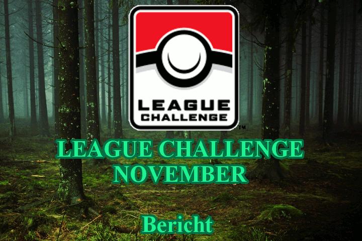 Banner - League Challenge November
