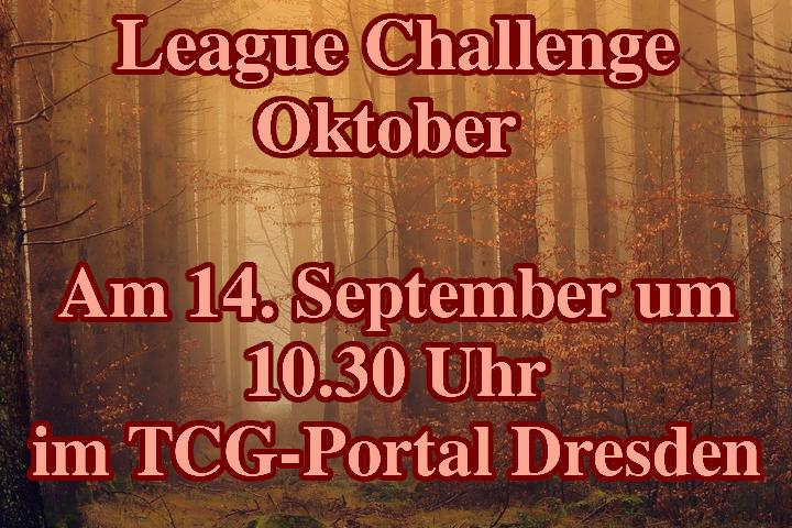 Banner League Challenge September