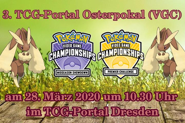 Banner Osterpokal VGC Dresden