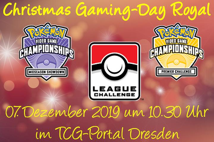 Banner Christmas Gaming-Day-Royal