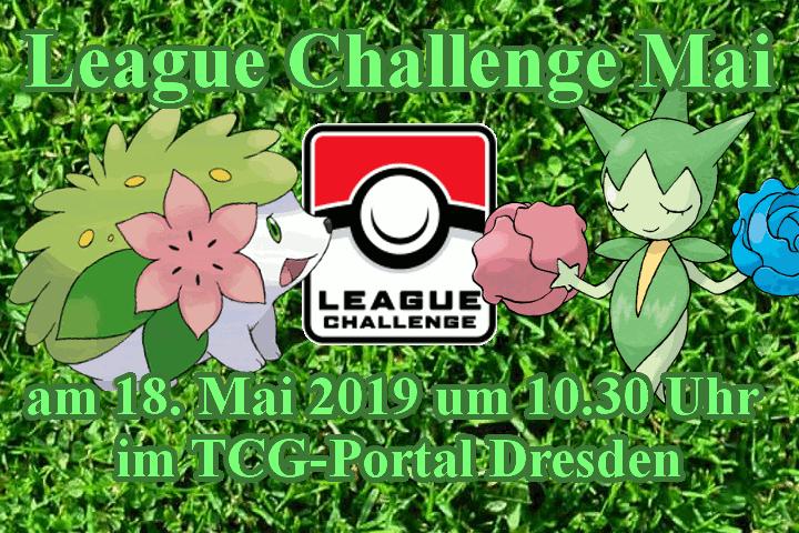 League Challenge Mai